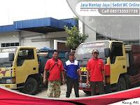 Jasa Sedot WC  Murah 085235455077 Di Gedangan Sidoarjo