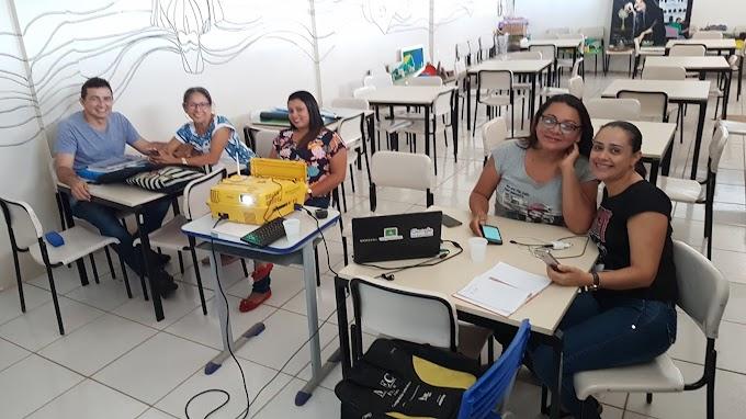 NTE na escola João Batista- Parte II