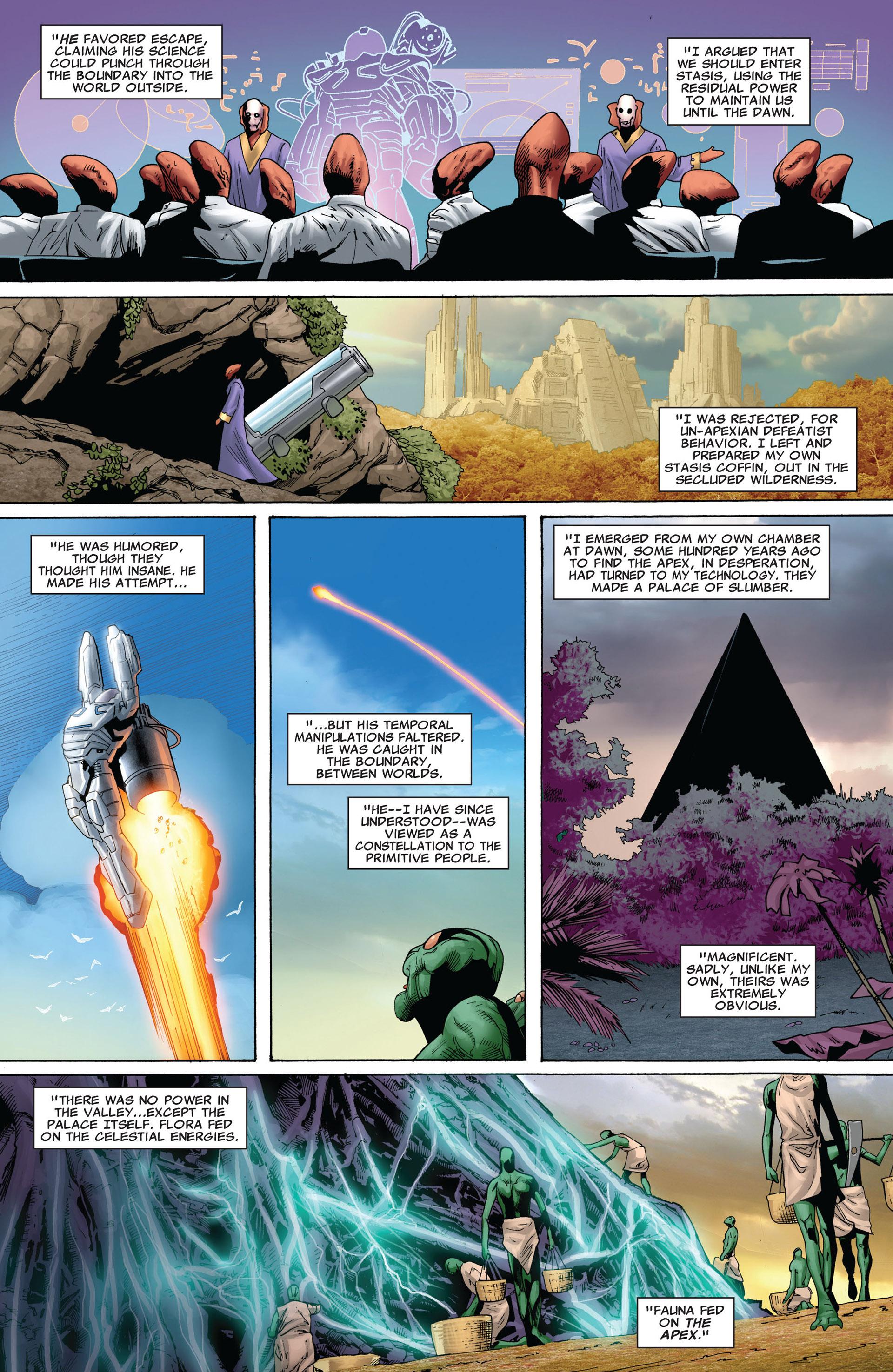 Read online Uncanny X-Men (2012) comic -  Issue #6 - 21