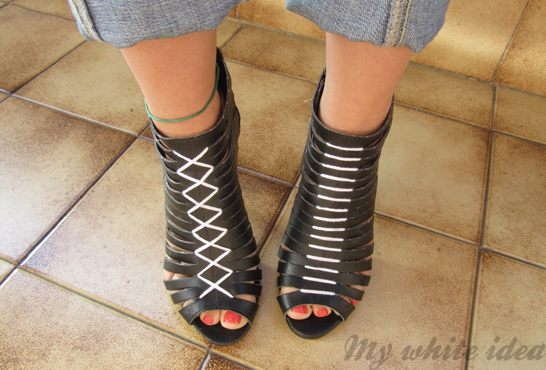 Tuneo de Zapatos. Chuches