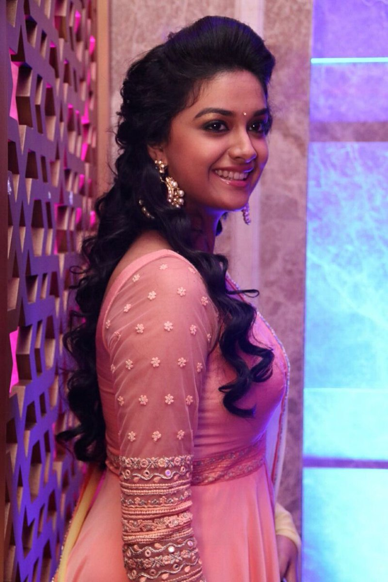 actress keerthy suresh latest cute hd stills gethu cinema