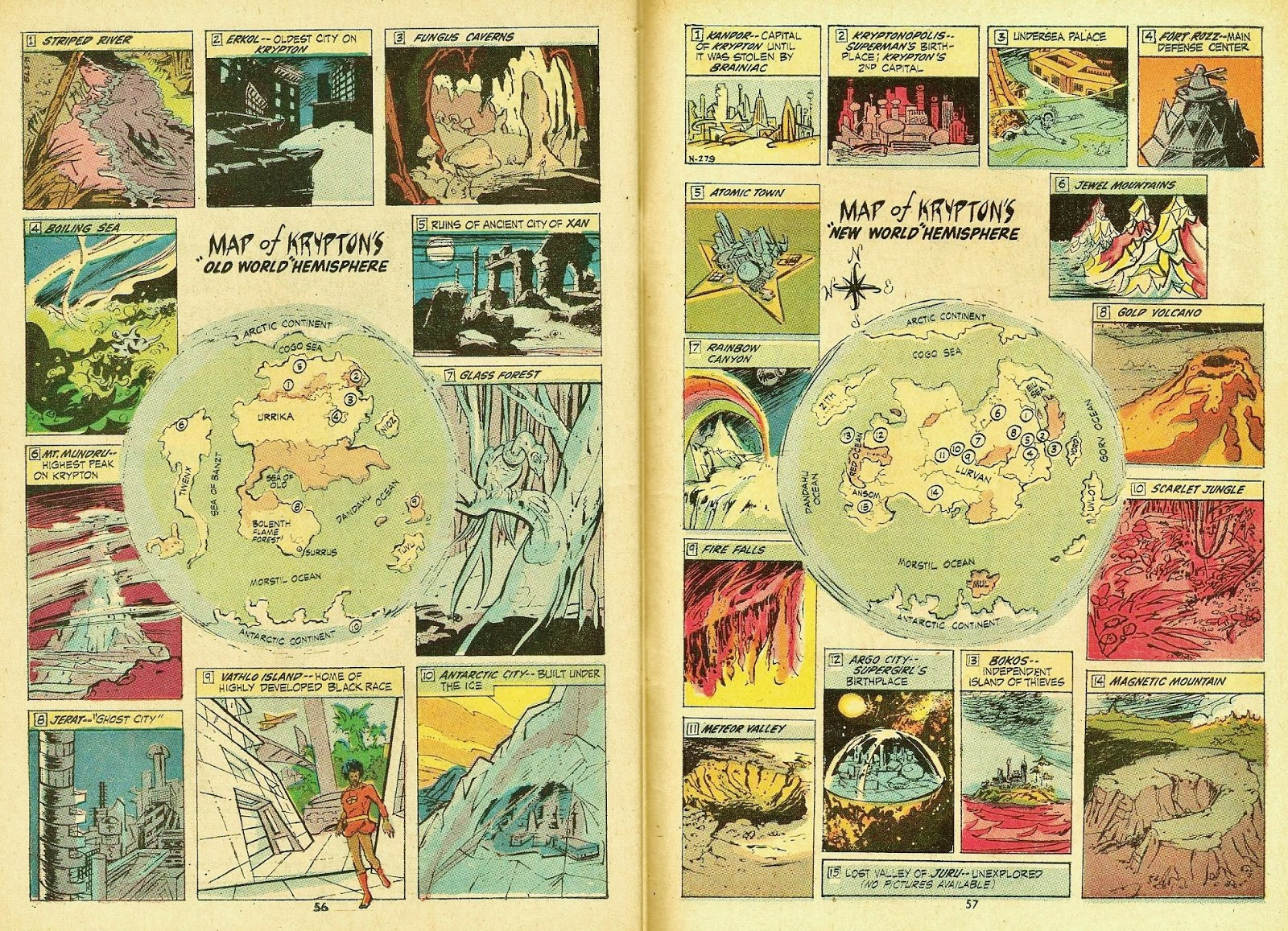 Servitor Ludi: Atlas of Oddities, Part 1