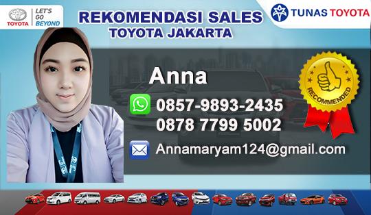 Tunas Toyota Pasar Minggu Jakarta Selatan