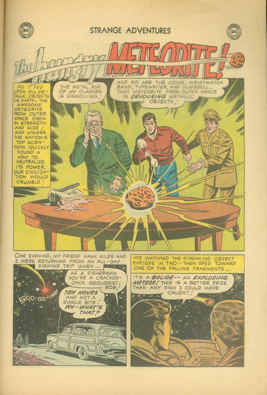Strange Adventures (1950) issue 76 - Page 27