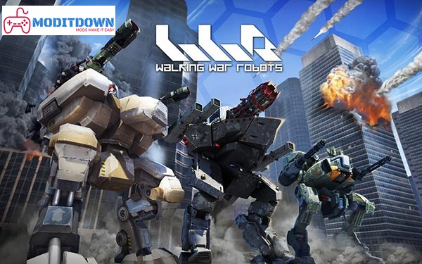 War Robots 5 2 1 Apk + Mod + Data for Android - moditdown