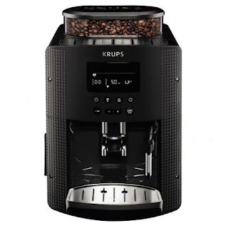 Espressor automat Krups Espresseria Automatic EA815B adauga in cos aic