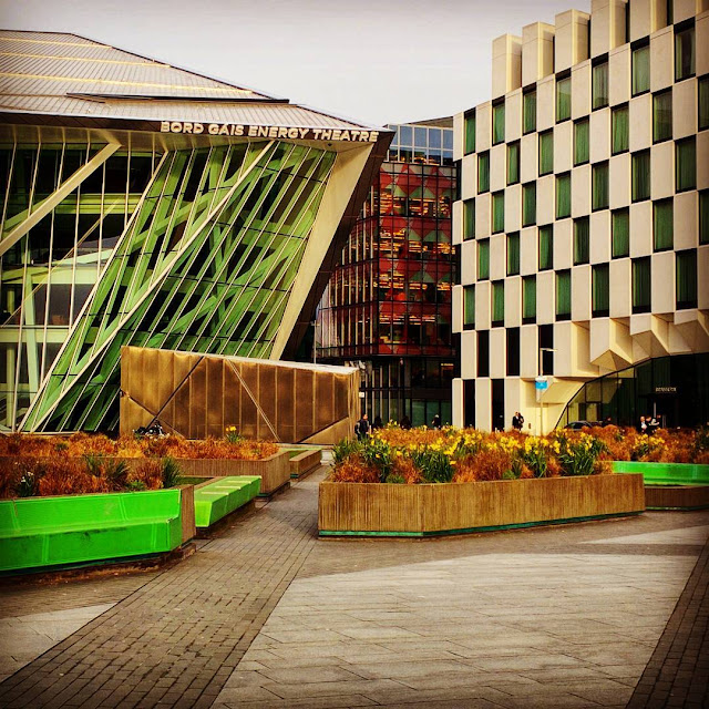 One Day in Dublin City: Dublin's Grand Canal Dock neighborhood