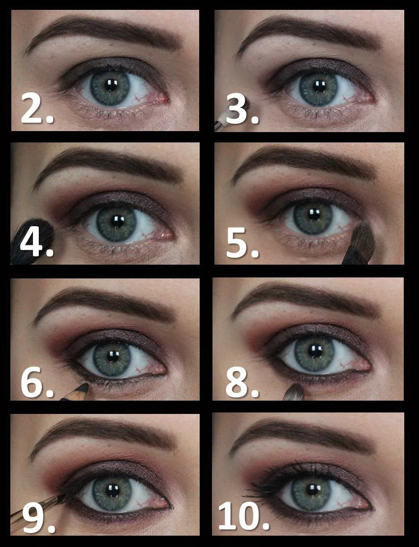 Cranberry Eyeshadow: Make-up Art By Ingrida Ramanauskaite: November 2014