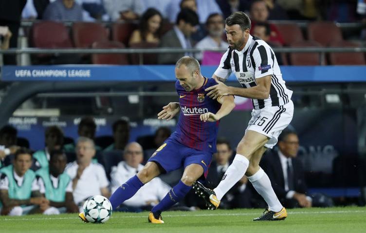 """Iniesta: """"Uvijek je komplikovano pobijediti tim poput Juvea"""""""