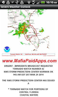 noaa weather pro apk