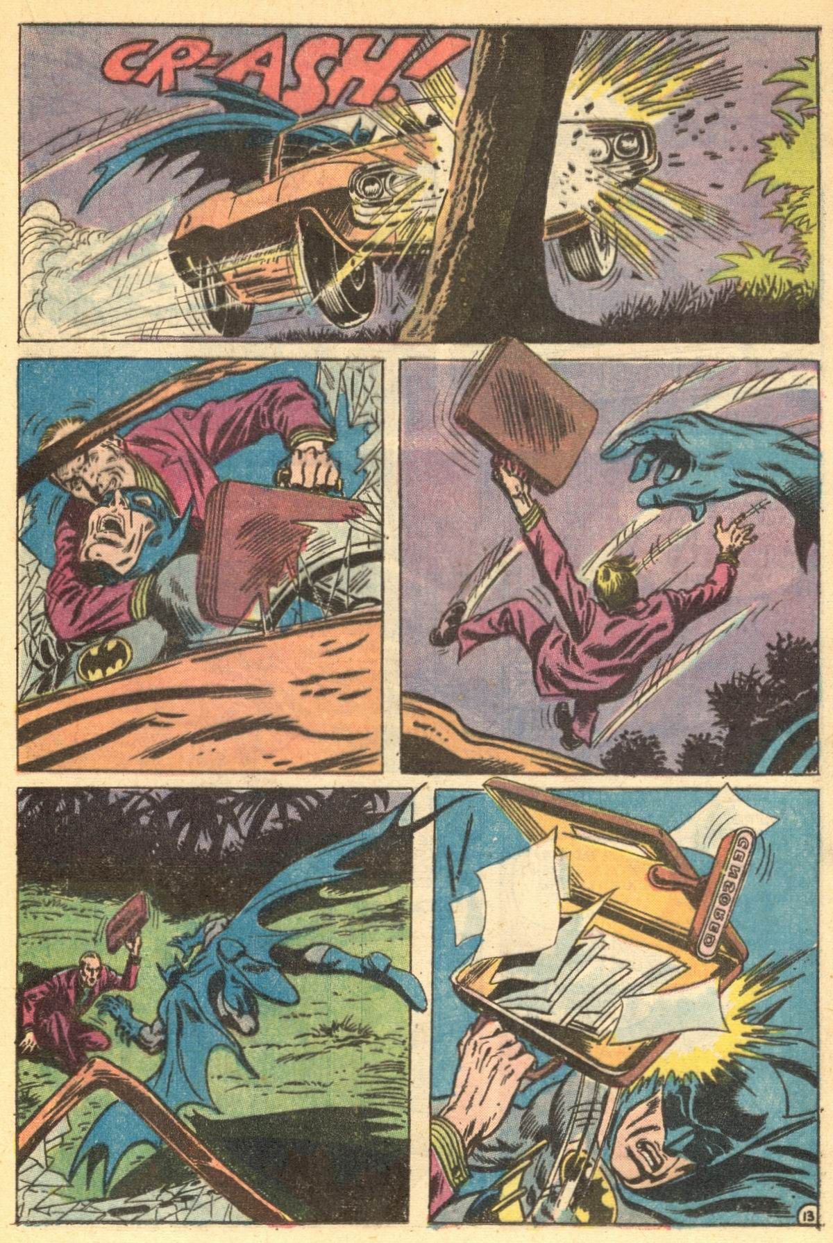 Detective Comics (1937) 431 Page 16