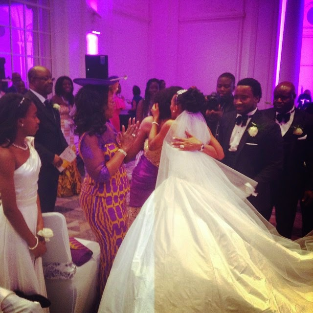 Gospel Singer Sonnie Badu Weds Ann Marie In London Today