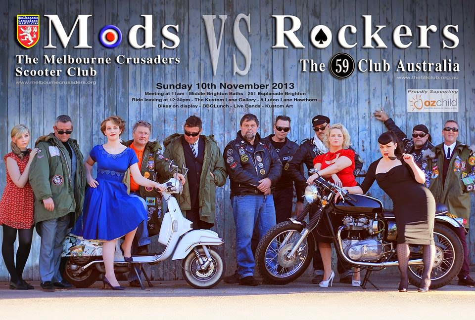 Mods Vs Rockers