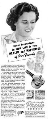 presto war effort vintage ad