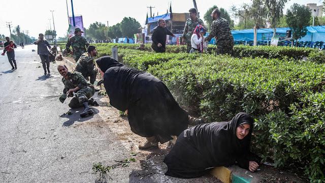 Irán convoca a enviados del Reino Unido, Países Bajos y Dinamarca tras el atentado