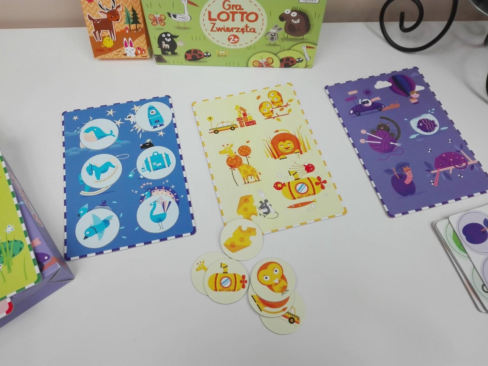 Gry dla dzieci 2+: nauka kolorów, rozwój słownictwa, Lotto kolory, lotto zwierzęta, kapitan planeta