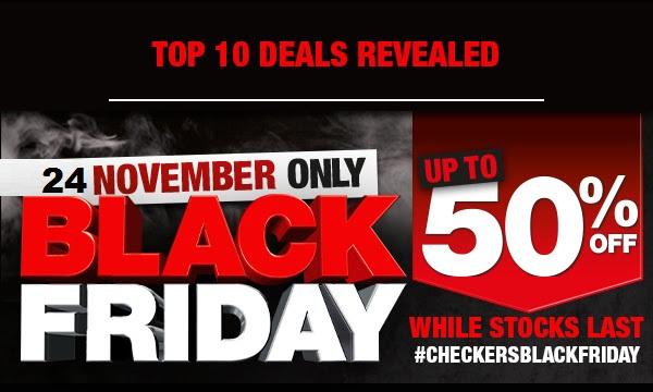 Blackfriday Checkers Black Friday 2017 Hot Deals In South Africa Checkersblackfriday