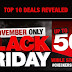 Checkers Black Friday 2017 Hot deals in South Africa #CheckersBlackFriday
