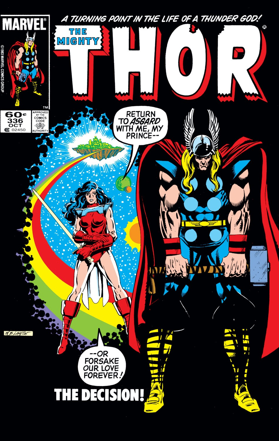 Thor (1966) 336 Page 1