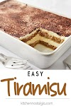 Easy Tiramisu - Top Recipes On The Internet