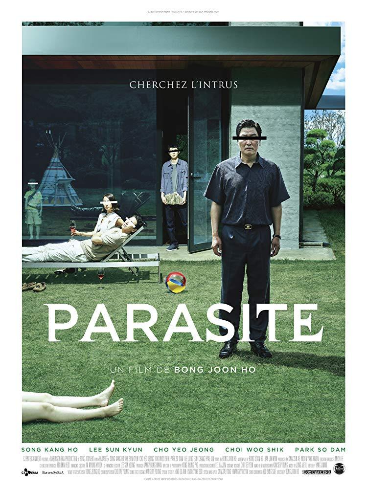 parasite bong joon-ho poster