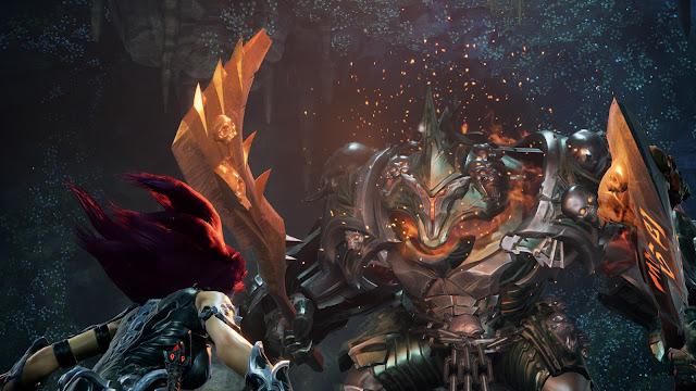 الكشف عن مجموعة عروض لطريقة اللعب من داخل Darksiders 3 تصل مدتها لغاية 22 دقيقة ، شاهد من هنا ..