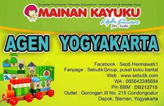 Sebutik Edutoys Bandung
