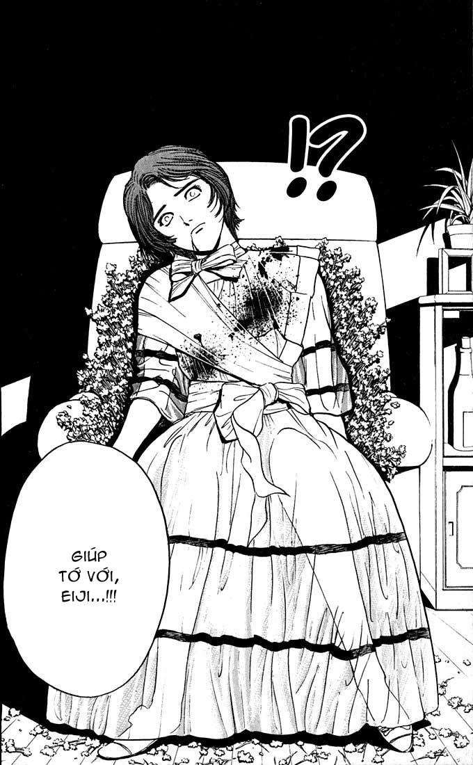 Psychometrer Eiji chapter 27 trang 26