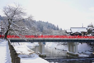 Le Chameau Bleu -  Blog  Voyage - Voyage à Takayama dans les alpes japonaises - japon