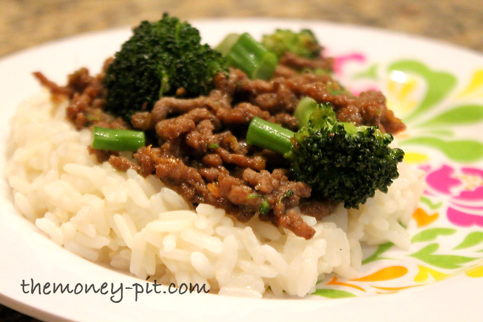 recipe: ginger ground beef [2]
