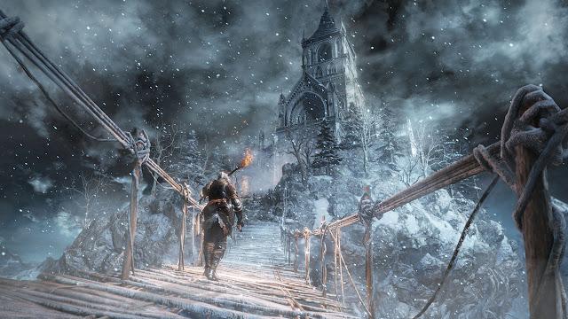 Echa un vistazo al tráiler del primer DLC Ashes Of Ariandel de Dark Souls III