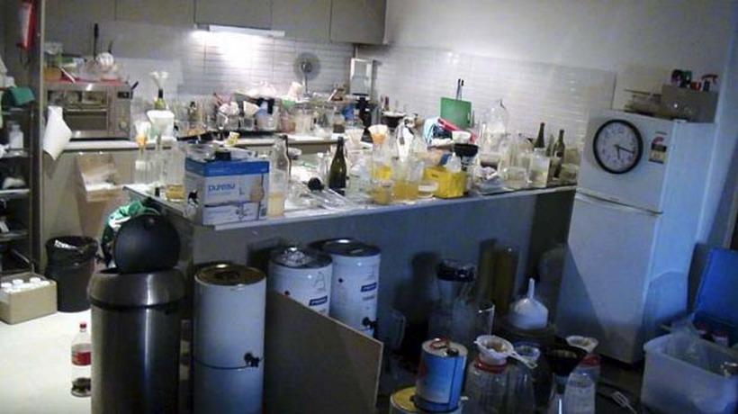 Largest synthetic drug lab in Southeast Europe found in Macedonia