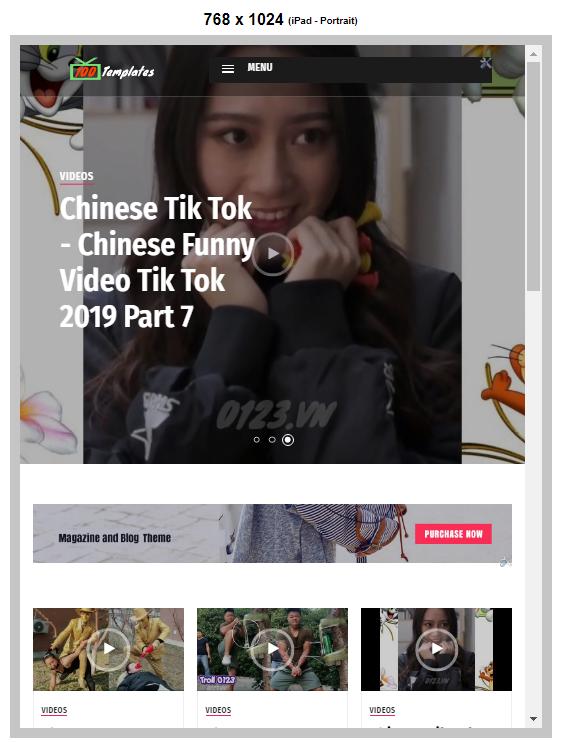 Filmax Blogger Templates Free Download