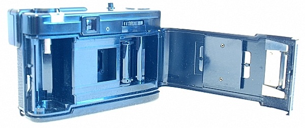 Olympus Pen EF, Film box