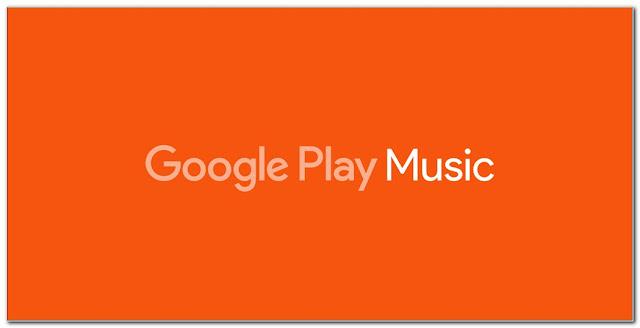 aplikasi musik online  Google Play Music