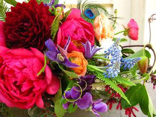 3 Flores...!