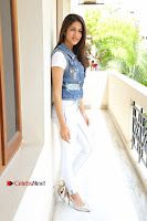 Telugu Actress Lavanya Tripathi Latest Pos in Denim Jeans and Jacket  0106.JPG