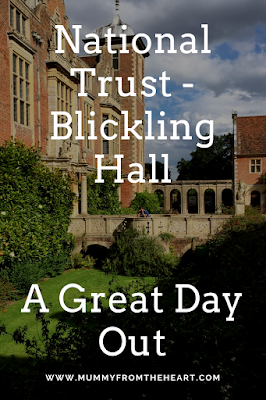 Blickling Hall is a fabulous National Trust day out for all the family