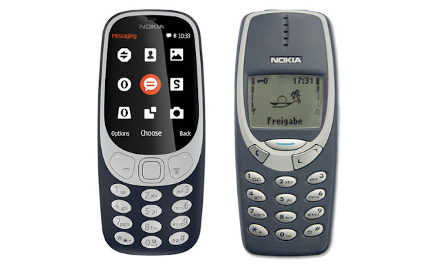Nokia 3310 4G 2017 Price in India