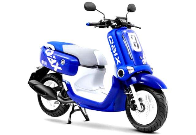 Kapan Yamaha QBIX Masuk ke Indonesia