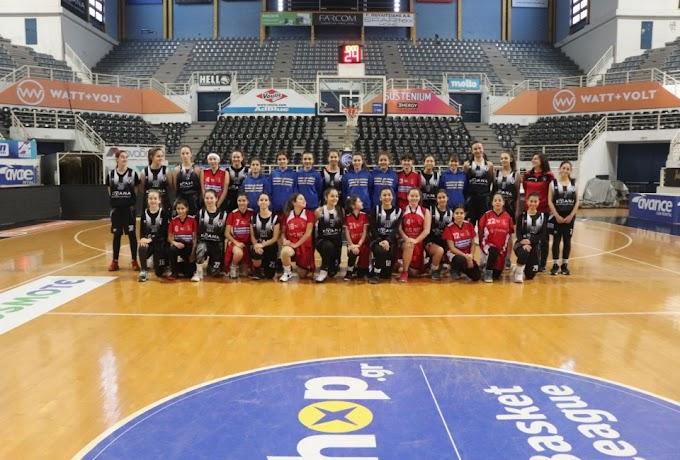 Η δεύτερη ημέρα του «1st Basketball Christmas Tournament» κορασίδων και παγκορασίδων του ΠΑΟΚ-Φωτορεπορτάζ- Τρίποντα αγάπης στο Παιδικό Χωριό SOS