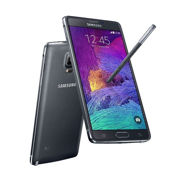 سامسنوج Galaxy Note 4 LTE Black مواصفات مميزات و عيوب بالفيديو و الصور