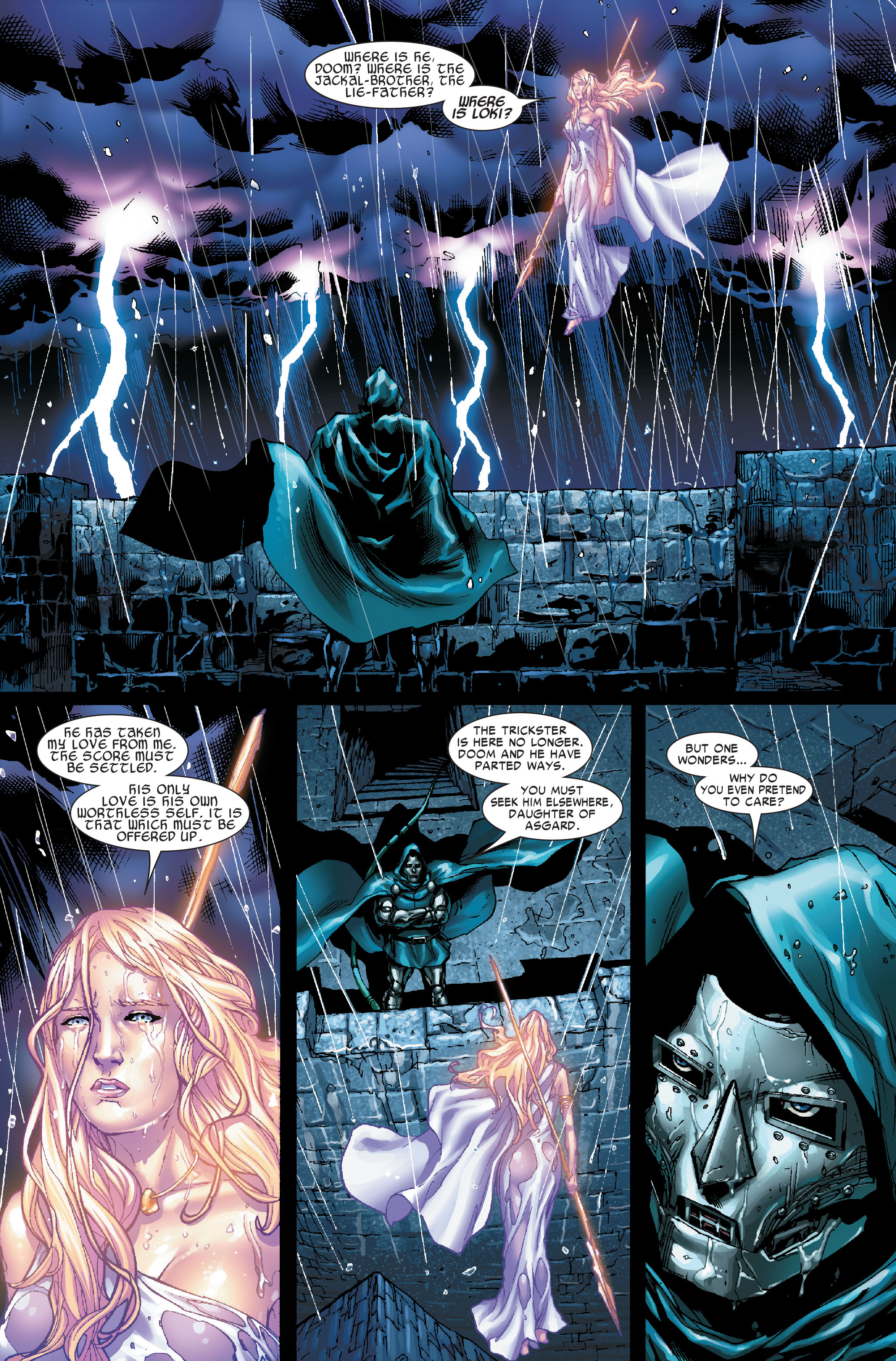 Thor (2007) Issue #604 #17 - English 4