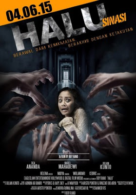 Poster Film Halu