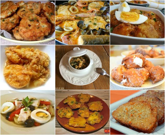 9 Recetas sin carne para cuaresma y Semana Santa