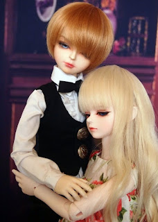 doll love couple