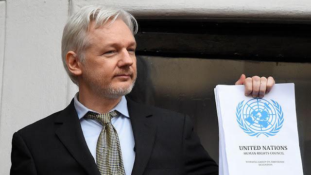 Desaparece la cuenta de Twitter de Julian Assange