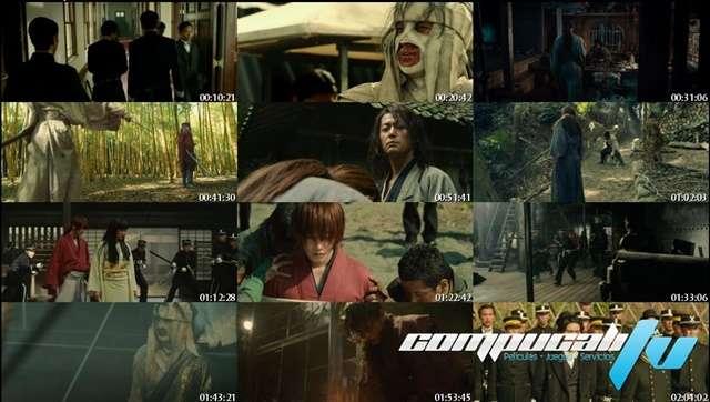 Rurouni Kenshin: La leyenda termina DVDRip Latino