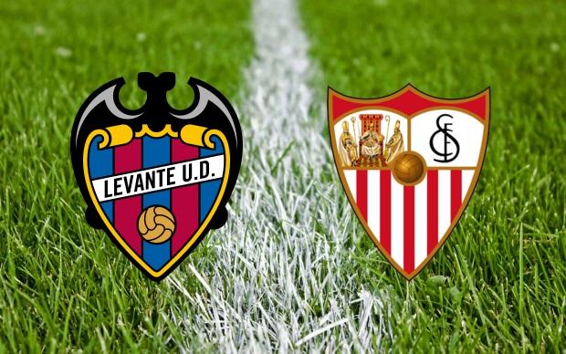 Levante vs Sevilla Highlights