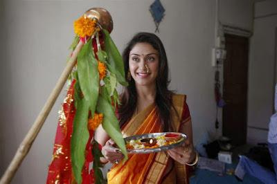 Happy Gudi Padwa Pictures